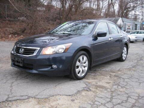 2010 Honda Accord for sale at Jareks Auto Sales in Lowell MA