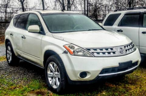 2006 Nissan Murano for sale at Abingdon Auto Specialist Inc. in Abingdon VA