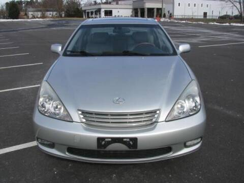 2003 Lexus ES 300 for sale at Iron Horse Auto Sales in Sewell NJ