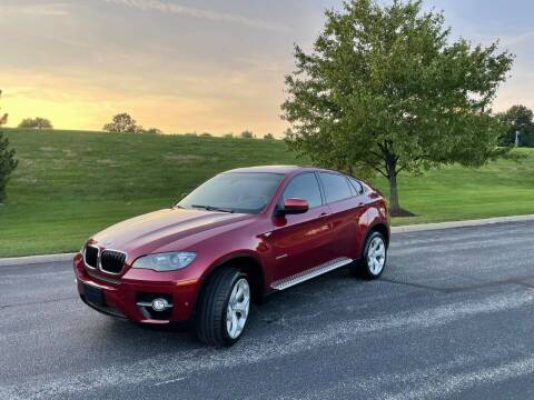 2011 BMW X6 for sale at Q and A Motors in Saint Louis MO