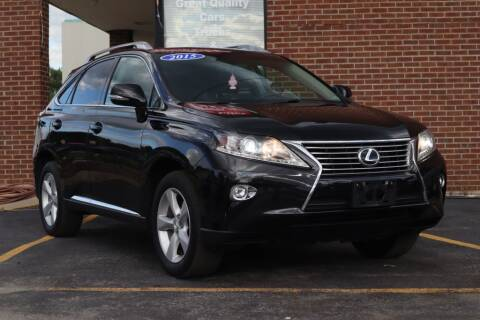 2015 Lexus RX 350 for sale at Hobart Auto Sales in Hobart IN