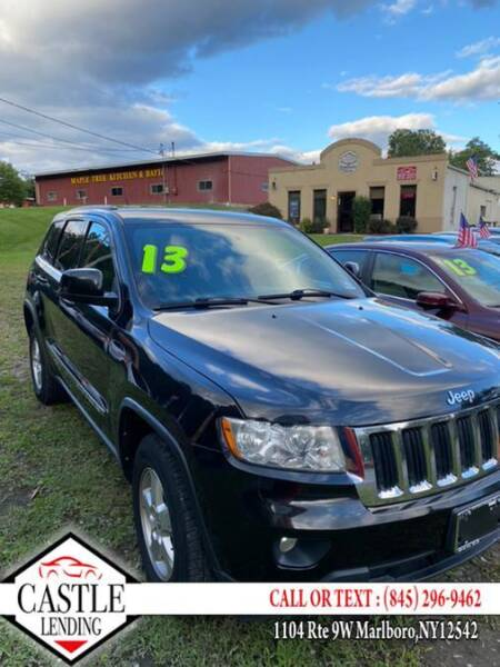 2013 Jeep Grand Cherokee for sale at Classified Pre-owned Cars of Marlboro in Marlboro NY