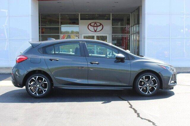 2019 Chevrolet Cruze for sale at Twin City Toyota in Herculaneum MO