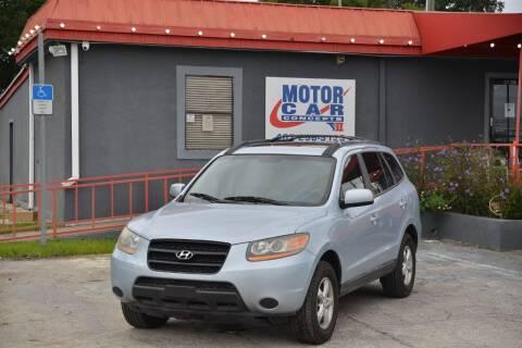 2008 Hyundai Santa Fe for sale at Motor Car Concepts II - Kirkman Location in Orlando FL