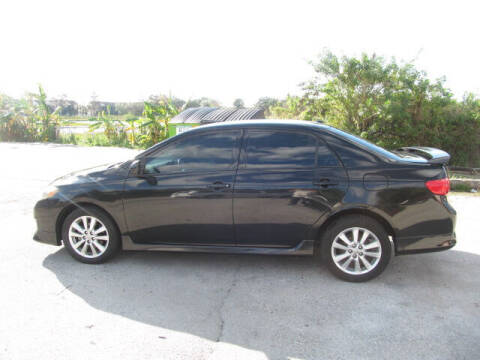 2010 Toyota Corolla for sale at Orlando Auto Motors INC in Orlando FL