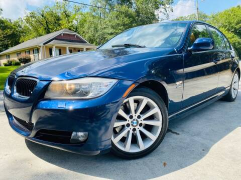 2011 BMW 3 Series for sale at Cobb Luxury Cars in Marietta GA
