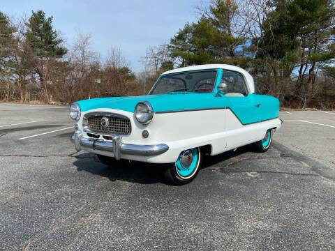 1958 Nash Metropolitan for sale at Clair Classics in Westford MA
