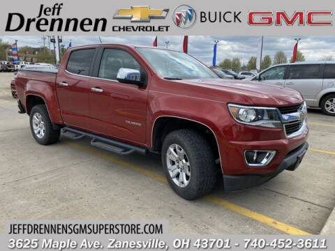 2016 Chevrolet Colorado for sale at Jeff Drennen GM Superstore in Zanesville OH
