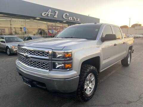 2014 Chevrolet Silverado 1500 for sale at A1 Carz, Inc in Sacramento CA