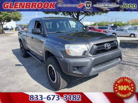 2012 Toyota Tacoma for sale at Glenbrook Dodge Chrysler Jeep Ram and Fiat in Fort Wayne IN