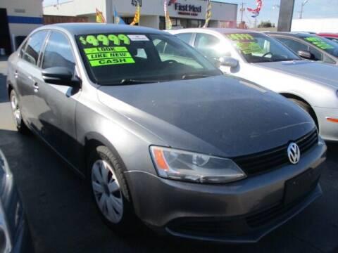 2011 Volkswagen Jetta for sale at CAR SOURCE OKC in Oklahoma City OK