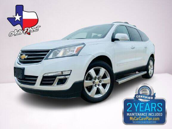 2016 Chevrolet Traverse for sale at AUTO DIRECT Bellaire in Houston TX
