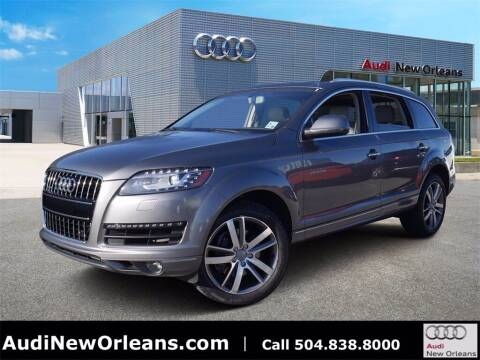 2015 Audi Q7 for sale at Metairie Preowned Superstore in Metairie LA