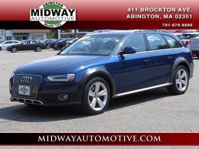 2014 Audi Allroad for sale in Abington, MA
