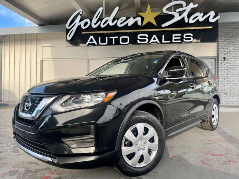 2017 Nissan Rogue for sale at Golden Star Auto Sales in Sacramento CA