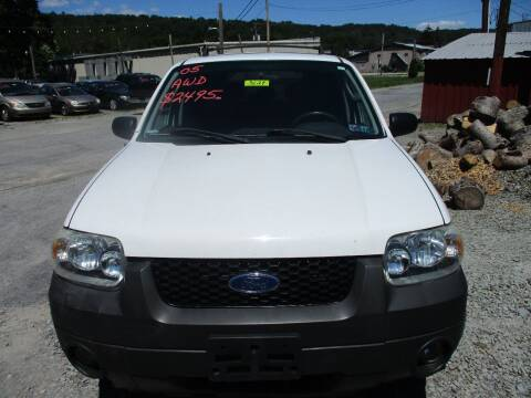 2005 Ford Escape for sale at FERNWOOD AUTO SALES in Nicholson PA