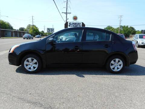 2009 Nissan Sentra for sale at O K Used Cars in Sauk Rapids MN