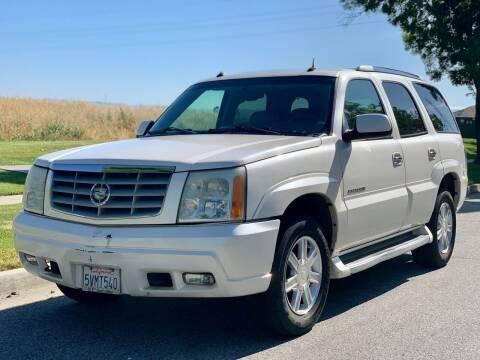 2003 Cadillac Escalade for sale at Silmi Auto Sales in Newark CA