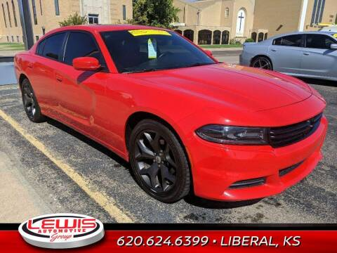 2019 Dodge Charger for sale at Lewis Chevrolet Buick Cadillac of Liberal in Liberal KS