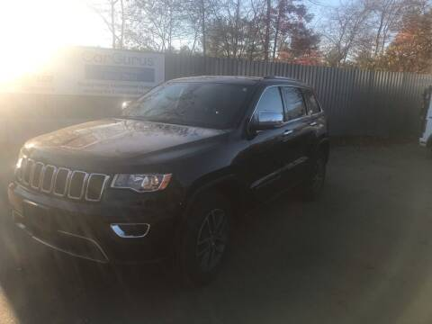 2017 Jeep Grand Cherokee for sale at Chuckran Auto Parts Inc in Bridgewater MA