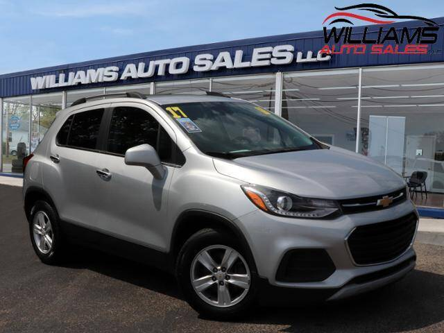 2017 Chevrolet Trax for sale at Williams Auto Sales, LLC in Cookeville TN