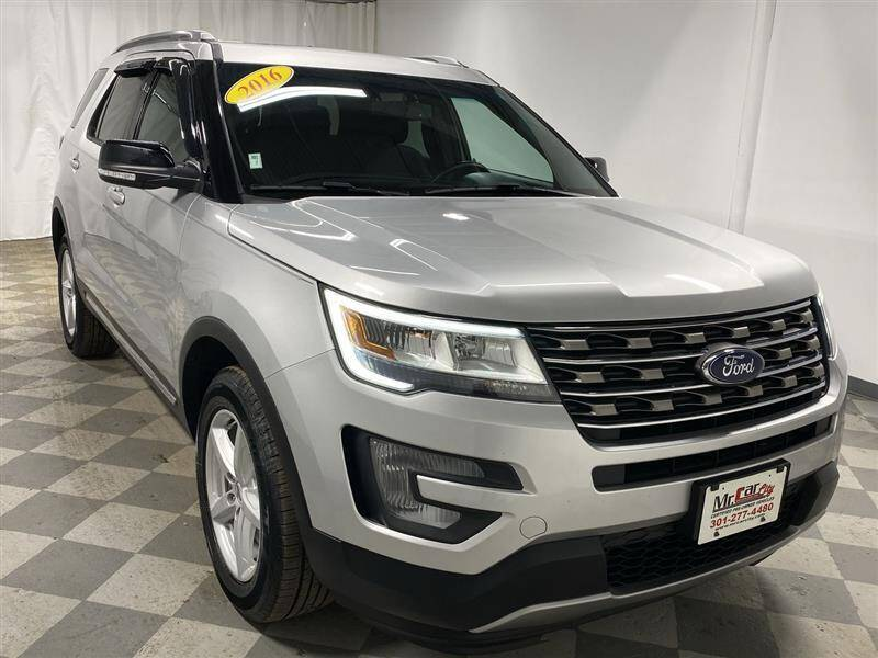 2016 Ford Explorer for sale at Mr. Car City in Brentwood MD