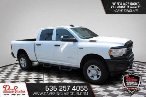 2019 RAM Ram Pickup 3500 for sale at Dave Sinclair Chrysler Dodge Jeep Ram in Pacific MO