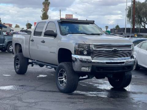 2008 Chevrolet Silverado 2500HD for sale at Brown & Brown Wholesale in Mesa AZ
