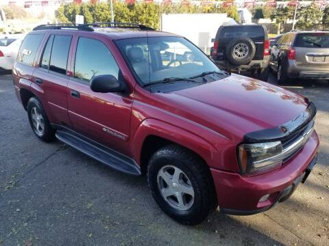 2003 Chevrolet TrailBlazer for sale at 1st Quality Auto in Milwaukee WI