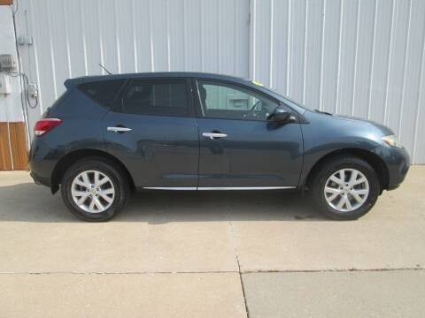2014 Nissan Murano for sale at Parkway Motors in Osage Beach MO
