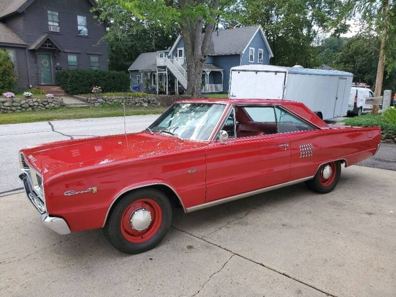 1966 Dodge Coronet for sale at Carroll Street Auto in Manchester NH
