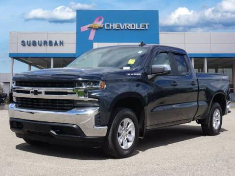 2019 Chevrolet Silverado 1500 for sale at Suburban Chevrolet of Ann Arbor in Ann Arbor MI