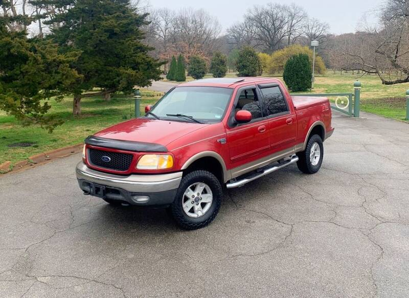 2002 Ford F-150 for sale at Cartopia Auto Sales in St Louis MO