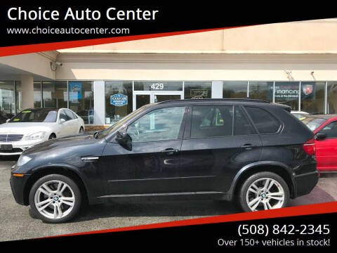 2011 BMW X5 M for sale at Choice Auto Center in Shrewsbury MA