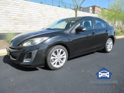 2010 Mazda MAZDA3 for sale at AUTO HOUSE TEMPE in Tempe AZ