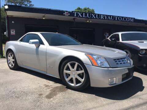 2006 Cadillac XLR for sale at Texas Luxury Auto in Houston TX