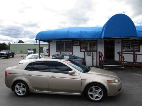 2005 Acura TL for sale at Jim's Cars by Priced-Rite Auto Sales in Missoula MT