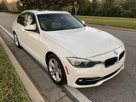 2016 BMW 3 Series for sale at Perfection Motors in Orlando FL