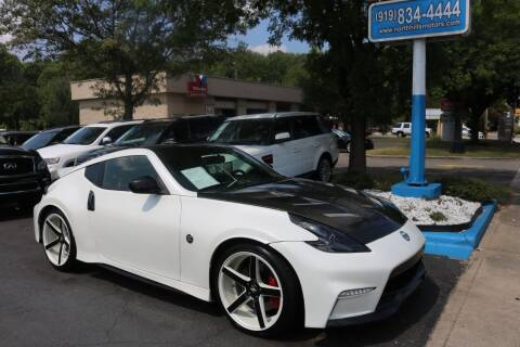 2016 Nissan 370Z for sale at North Hills Motors in Raleigh NC