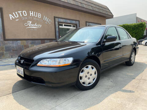 2000 Honda Accord for sale at Auto Hub, Inc. in Anaheim CA