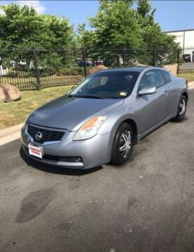2009 Nissan Altima for sale at Dreams Auto Group LLC in Sterling VA