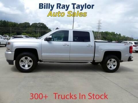 2017 Chevrolet Silverado 1500 for sale at Billy Ray Taylor Auto Sales in Cullman AL