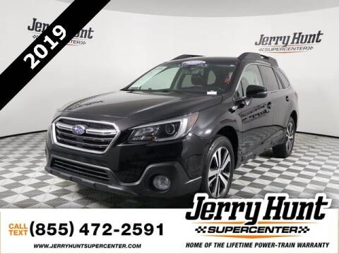 2019 Subaru Outback for sale at Jerry Hunt Supercenter in Lexington NC
