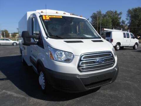 2015 Ford Transit Cutaway for sale at Kansas City Motors in Kansas City MO