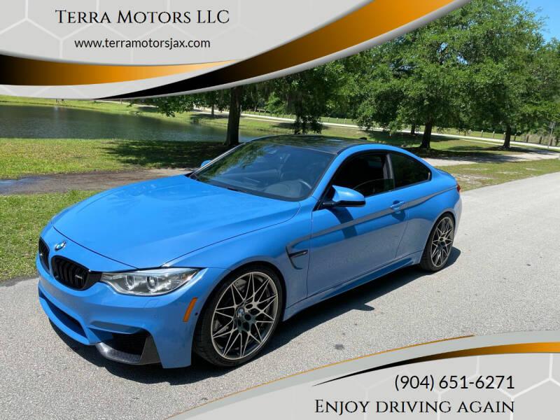 2016 BMW M4 for sale at Terra Motors LLC in Jacksonville FL