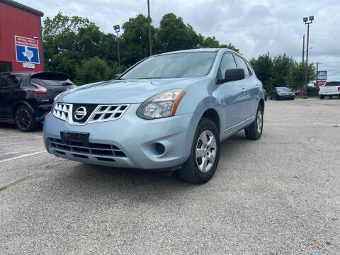 2014 Nissan Rogue Select for sale at Space City Auto Center in Houston TX