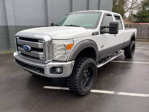 2011 Ford F-350 Super Duty for sale at APX Auto Brokers in Lynnwood WA