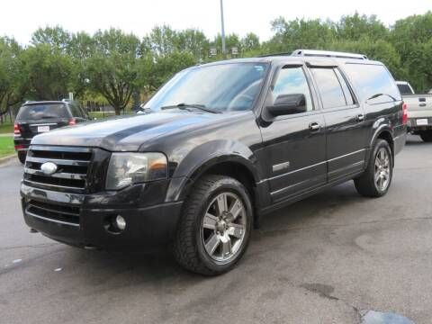 2008 Ford Expedition EL for sale at Low Cost Cars North in Whitehall OH