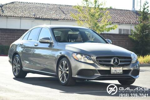 2016 Mercedes-Benz C-Class for sale at Galaxy Autosport in Sacramento CA