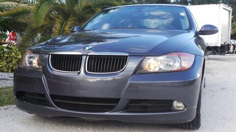 2007 BMW 3 Series for sale at Southwest Florida Auto in Fort Myers FL